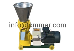 Small Wood Pellet Machine-Electric Engine