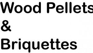 Wood pellets and briquettes