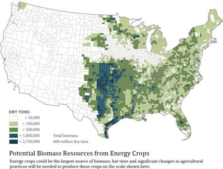 Biomass Power & Biomass Energy In America