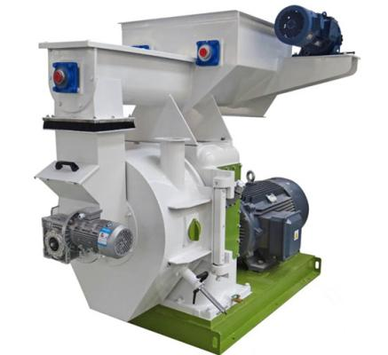 Maintenance of pellet mill & hammer mill