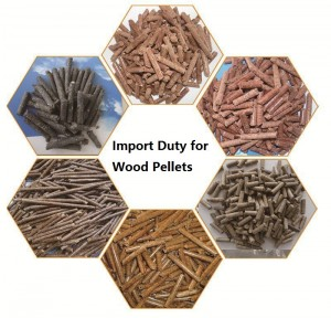 HS tariff codes, import duty & taxes and restrictions for Wood pellet