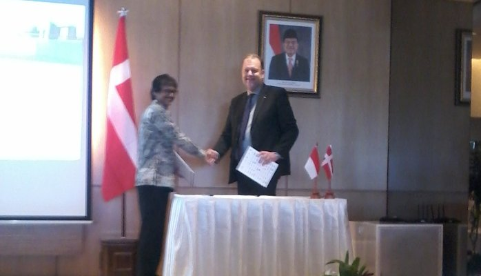 Indonesian & Denmark – Renewable Energy Cooperation