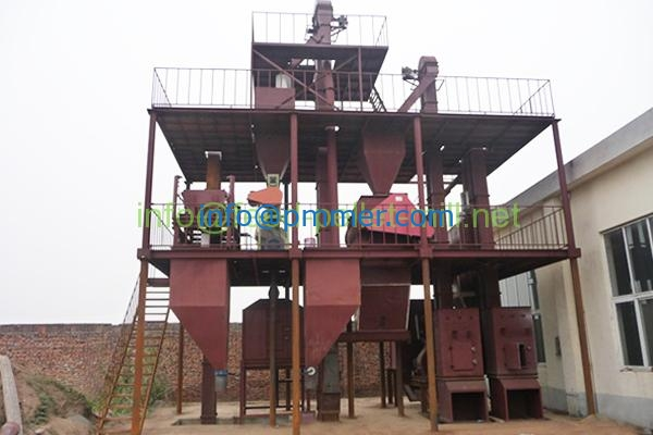 ANIMAL FEED MACHINERY PLANT