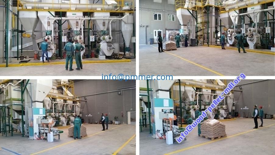 Biomass pellet plant manufacturers