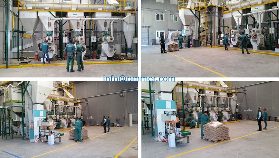 10-15TPH Biomass Wood Pellets Making Lines for Europe