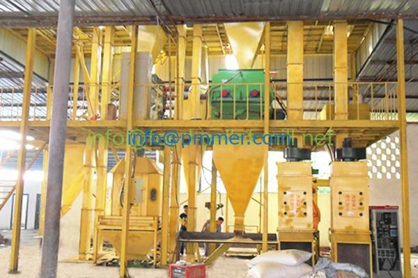 CATTLE FEED FEED PLANT