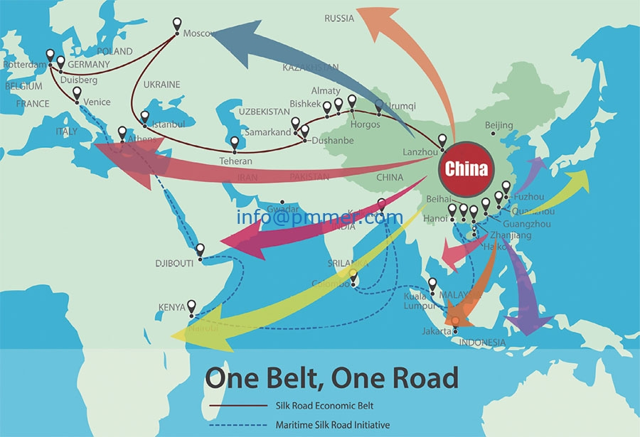 Get The Policy Loan For Your Biomass wood pellet Business:One Belt,One Road