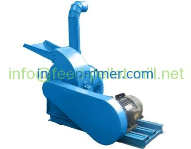 Electric Hammer Mill for making feed pellets