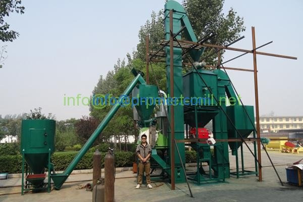 Feed Pellet Production Line Suppliers