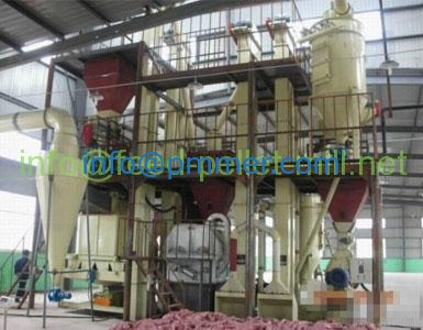 Feed Pellet Production Line factory