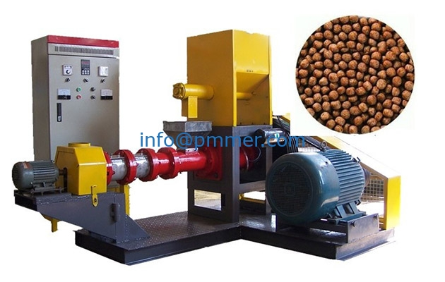 Fish Food Machine and Floating Feed Production Line
