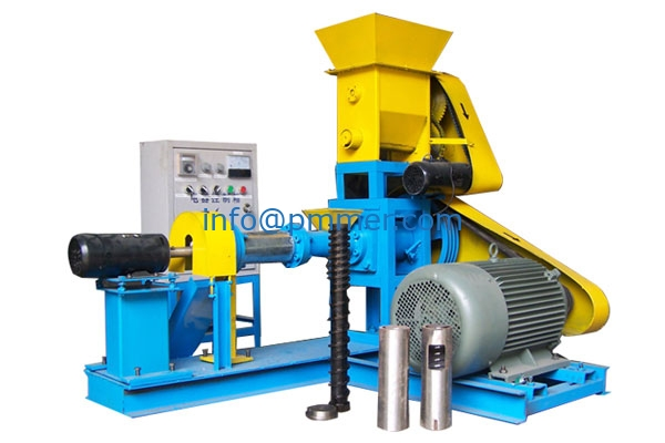 Floating fish feed machine with factory price