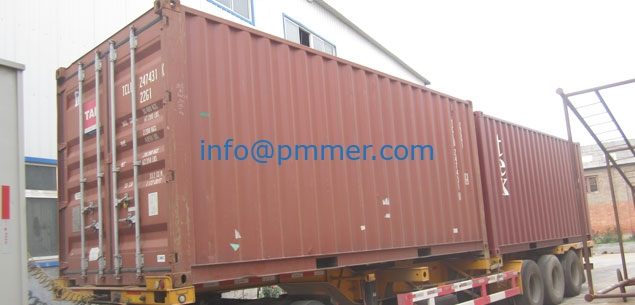 Mobile Wood Pellet Plant Exported to Spain