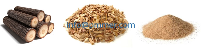 Pine Wood & Pine Picese & Pine Wood Sawdust