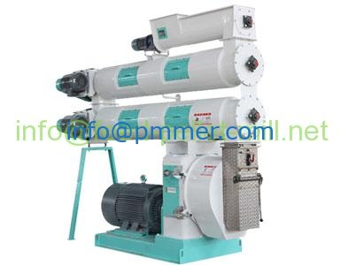 Ring Die Aquatic Feed Pellet Machine