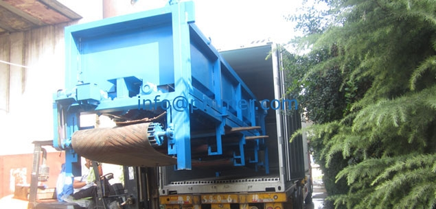 Wood Pellet Making Equipment Exported to Mexico