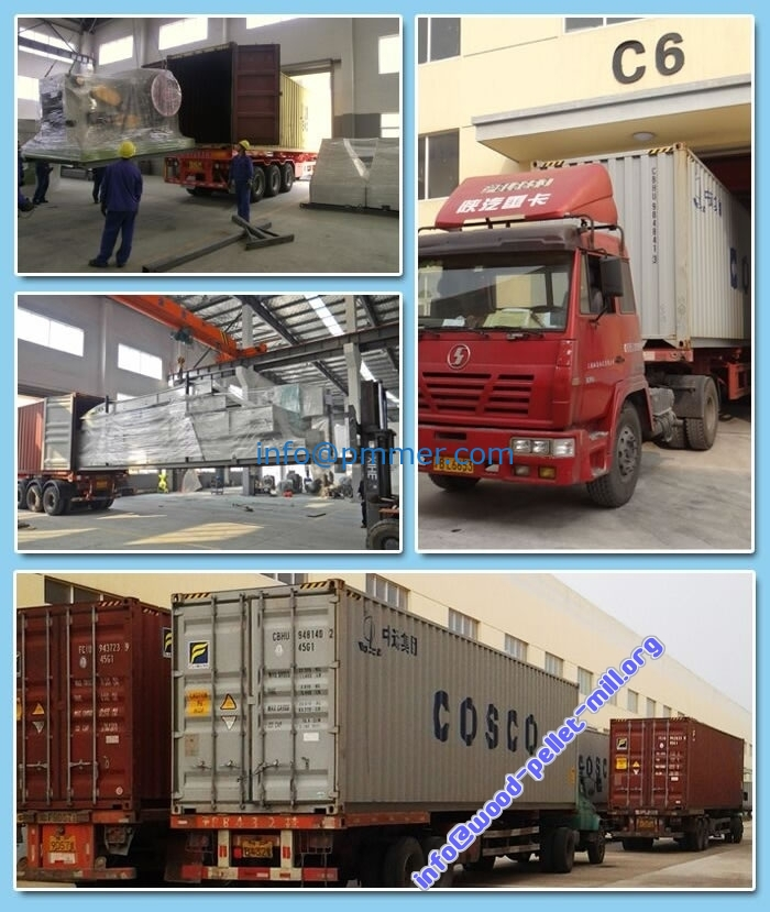 Wood-Pellet-production-line-Shipping