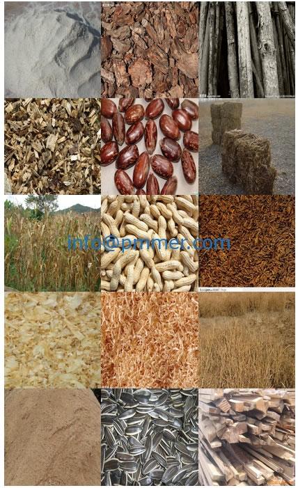 biomass Raw-Material-Scope