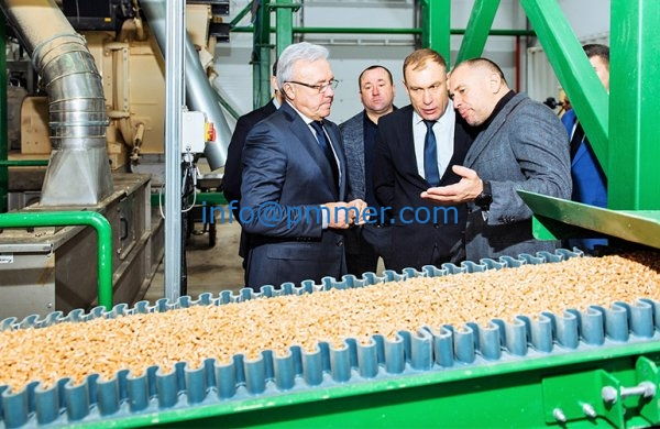 Russian Segezha Group to build a new biomass pellet plant