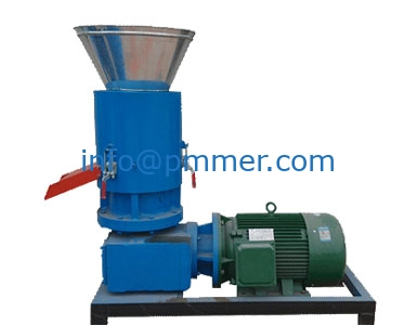 Electric Flat Die Feed Pellet Miachine