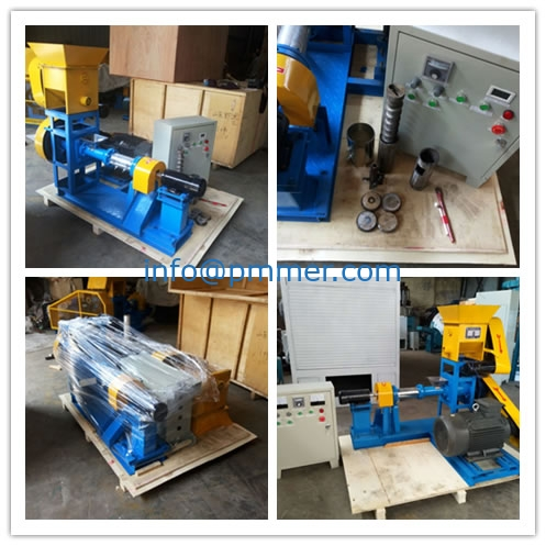 0.03-2TPH Fish Feed Extruder Machine Dry Type