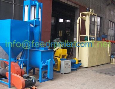 feed pellet production line manufacturers