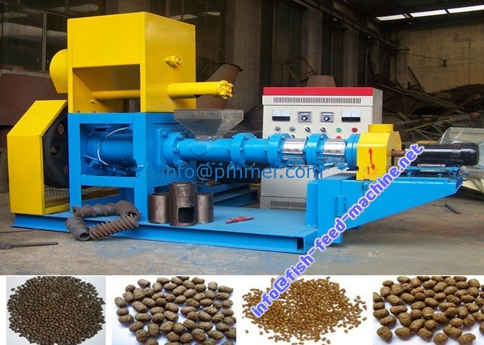 Fish Feed Mill Supplier and Floating Feed Production Line Manufacturers
