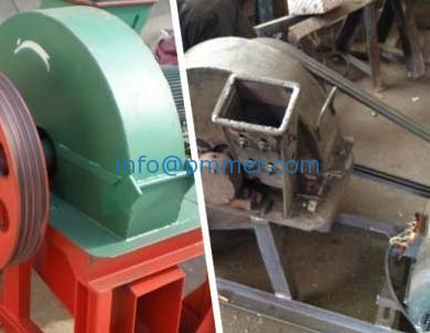 Wood Shavings Machine